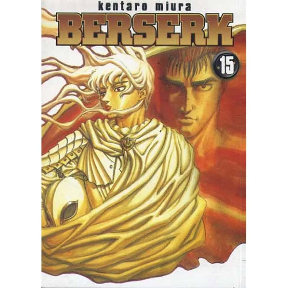 Berserk - 1ª Edição - Volume 15 - Usado