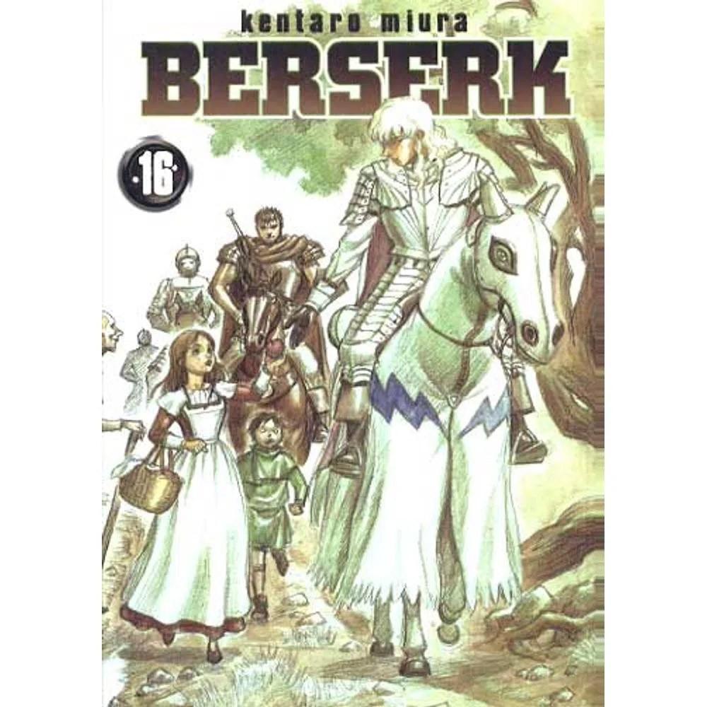 Berserk - 1ª Edição - Volume 16 - Usado