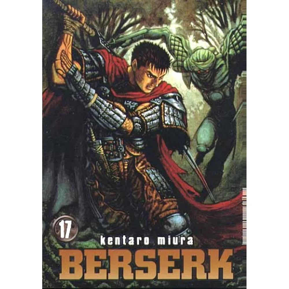 Berserk - 1ª Edição - Volume 17 - Usado