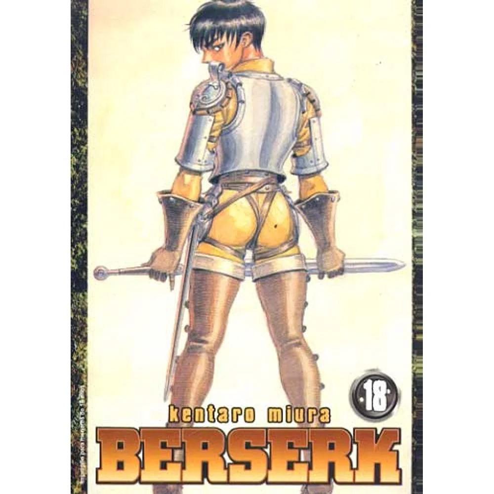 Berserk - 1ª Edição - Volume 18 - Usado