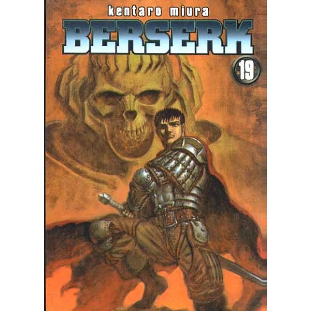 Berserk - 1ª Edição - Volume 19 - Usado