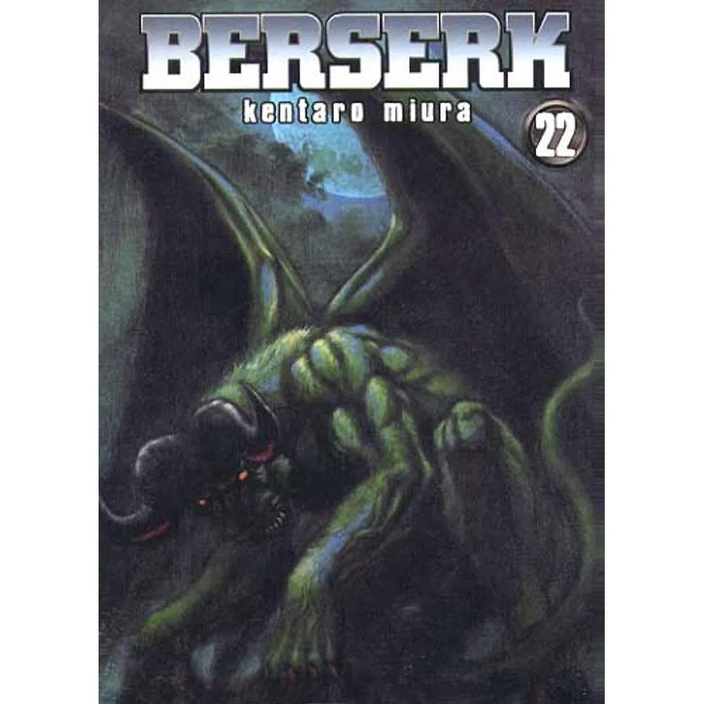 Berserk - 1ª Edição - Volume 22 - Usado