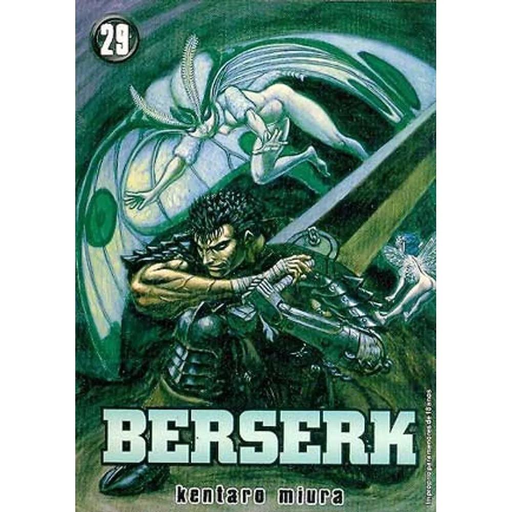 Berserk - 1ª Edição - Volume 29 - Usado