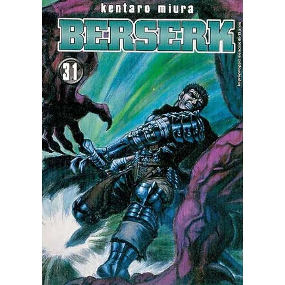 Berserk - 1ª Edição - Volume 31 - Usado