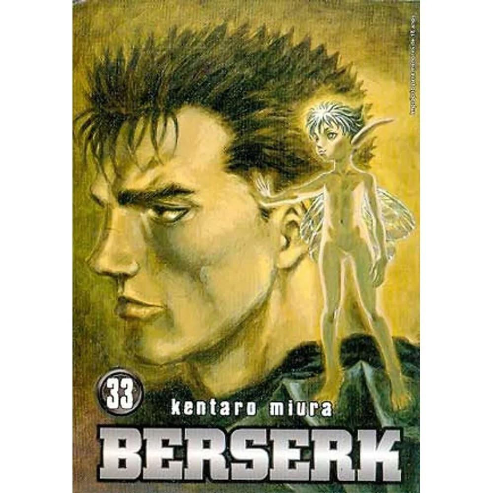 Berserk - 1ª Edição - Volume 33 - Usado