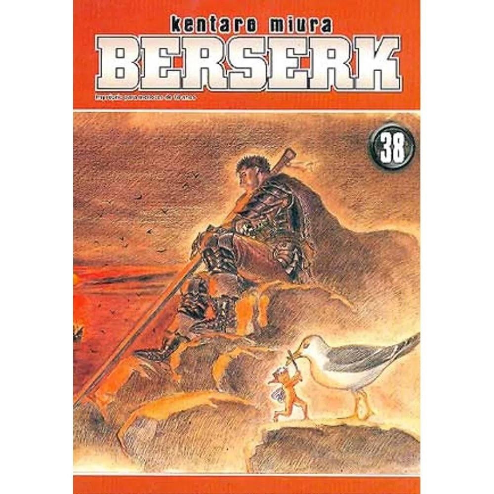 Berserk - 1ª Edição - Volume 38 - Usado