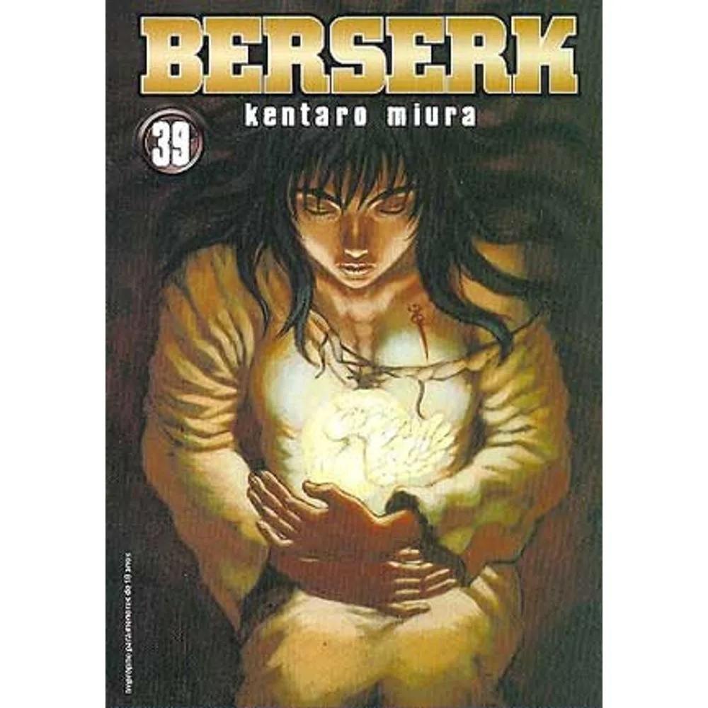 Berserk - 1ª Edição - Volume 39 - Usado