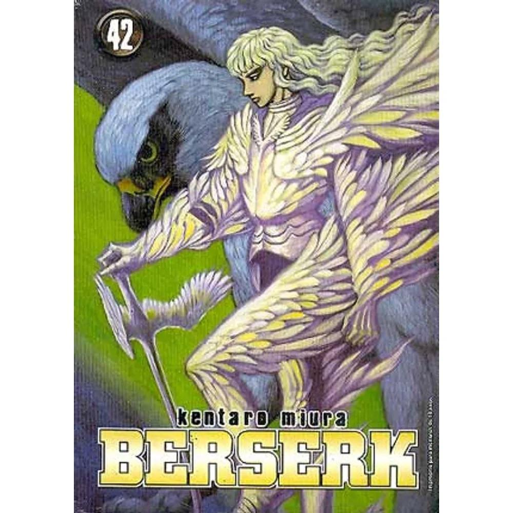Berserk - 1ª Edição - Volume 42 - Usado