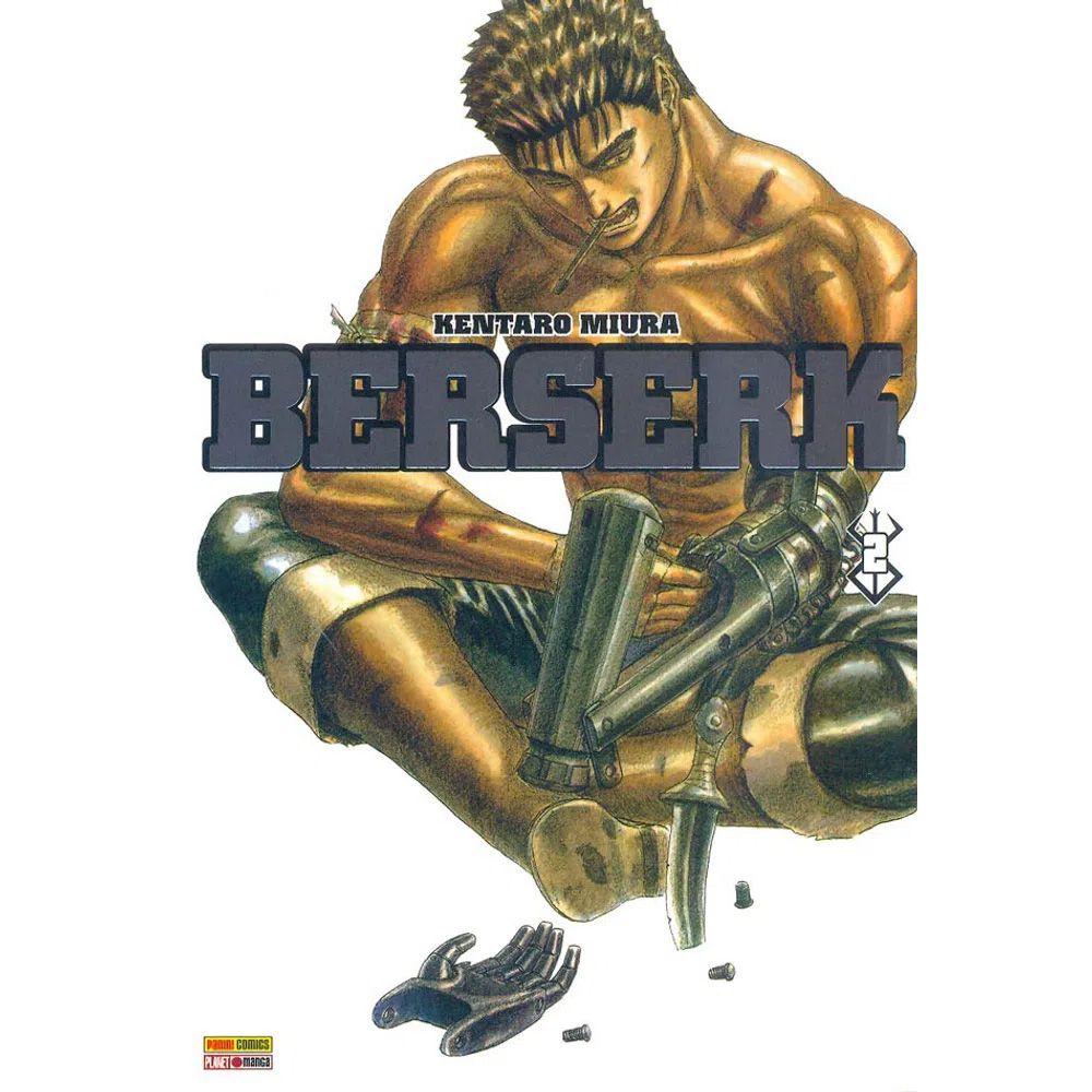 Berserk - Volume 02 - Usado