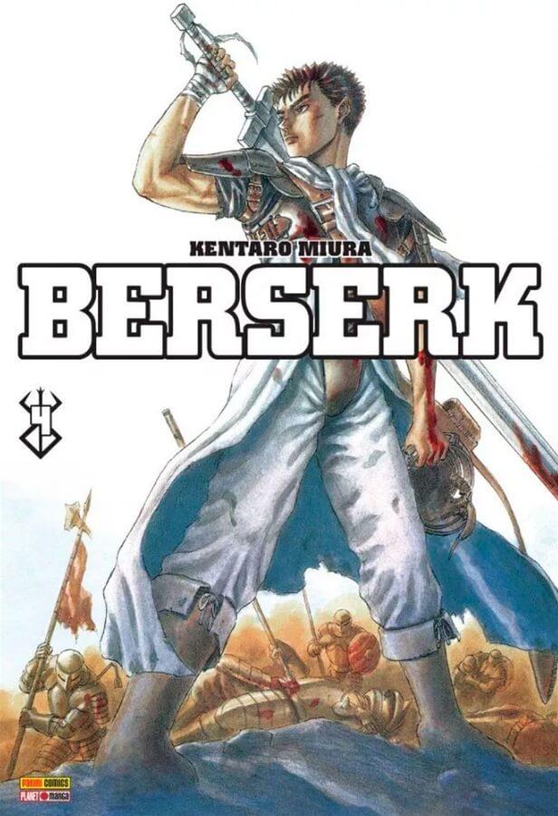 Berserk - Volume 04