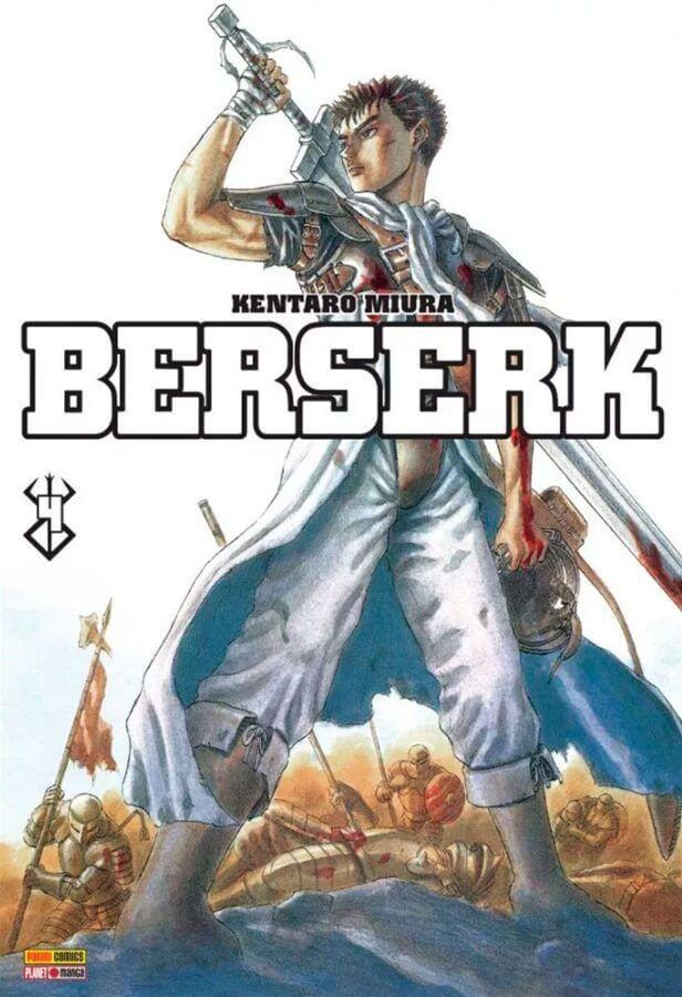 Berserk - Volume 04 - Usado