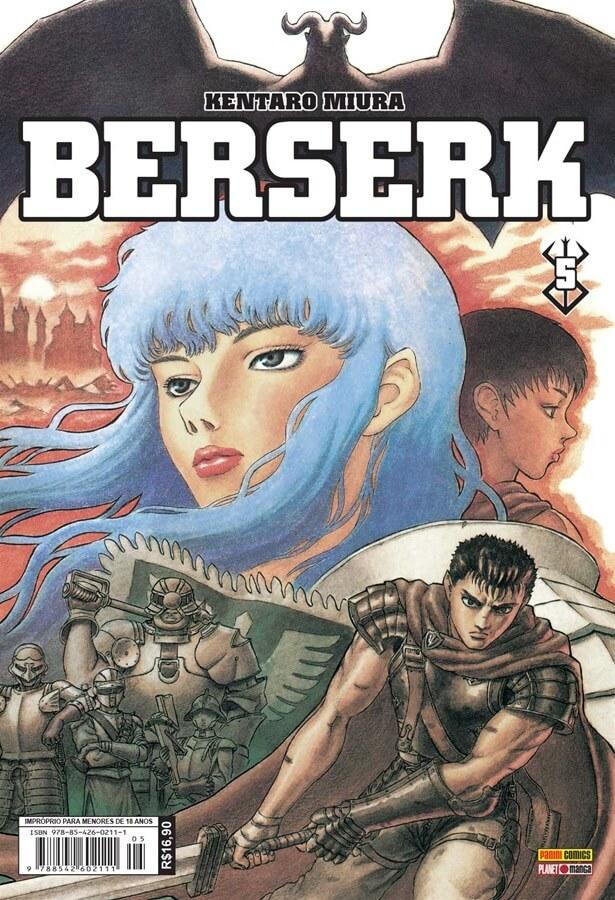 Berserk - Volume 05