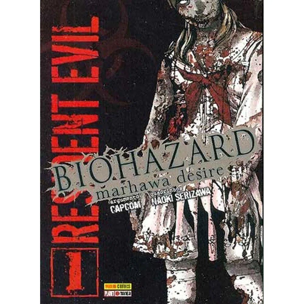 Biohazard Marhawa Desire - Resident Evil - Volume 01 - Usado