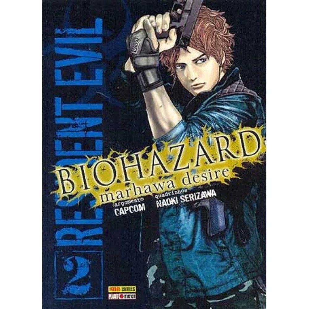 Biohazard Marhawa Desire - Resident Evil - Volume 02 - Usado
