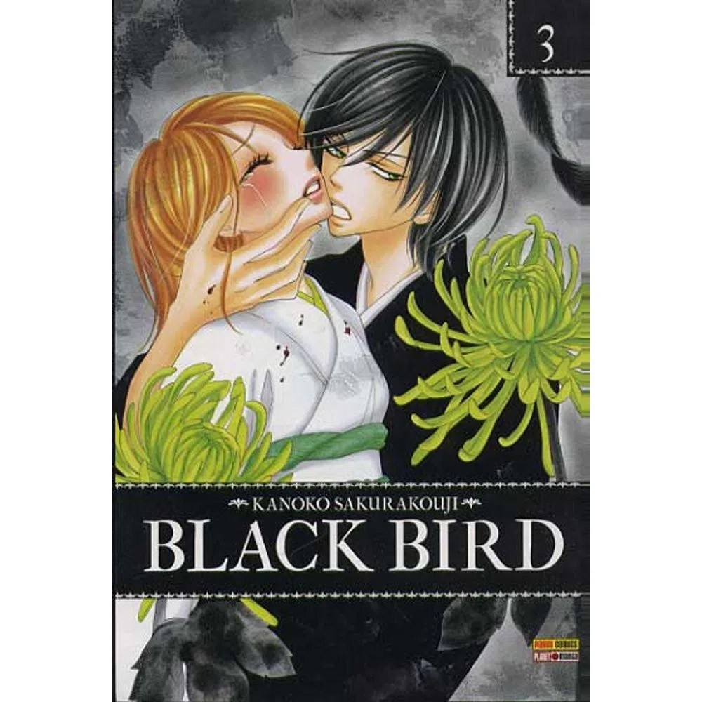 Black Bird - Volume 03 - Usado
