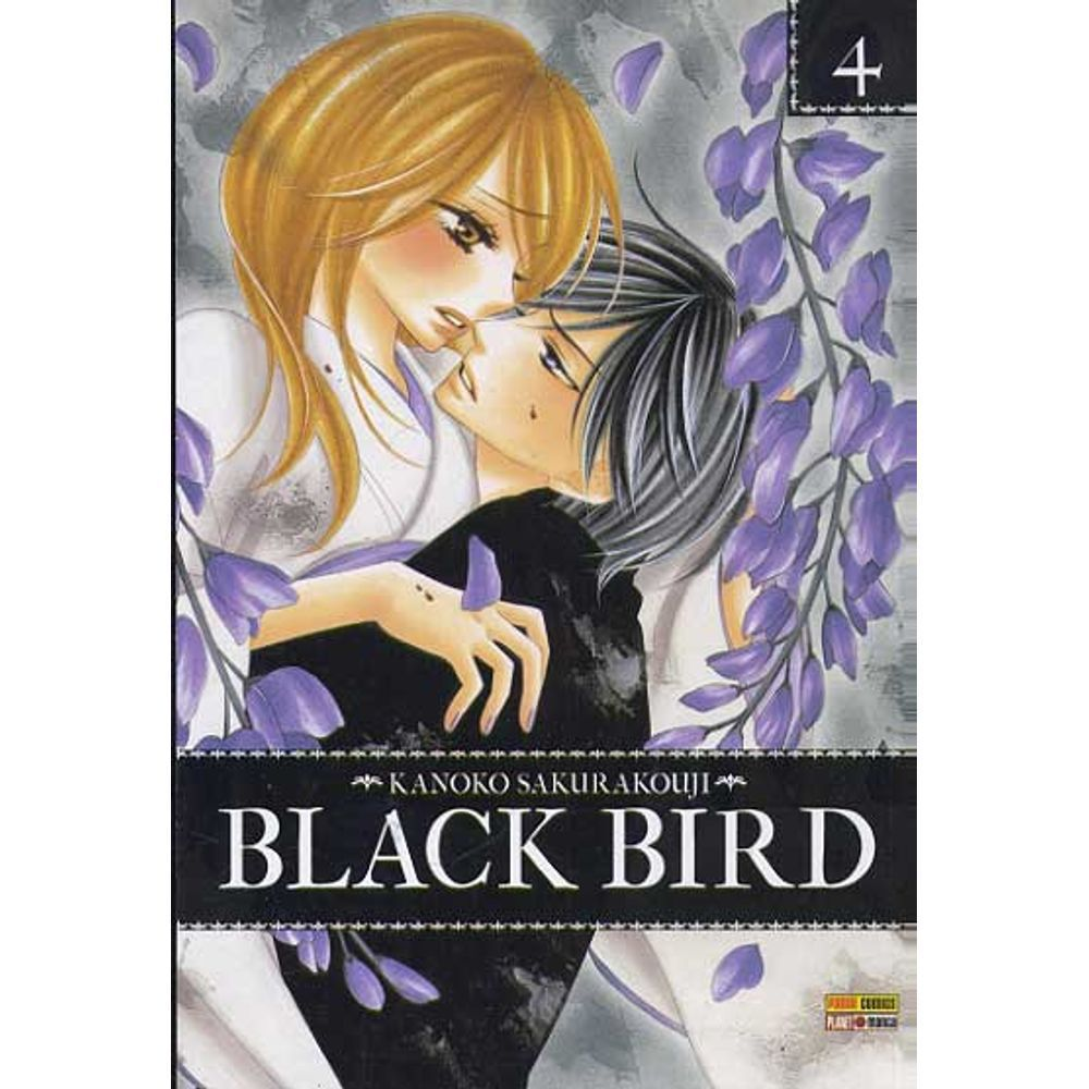 Black Bird - Volume 04 - Usado