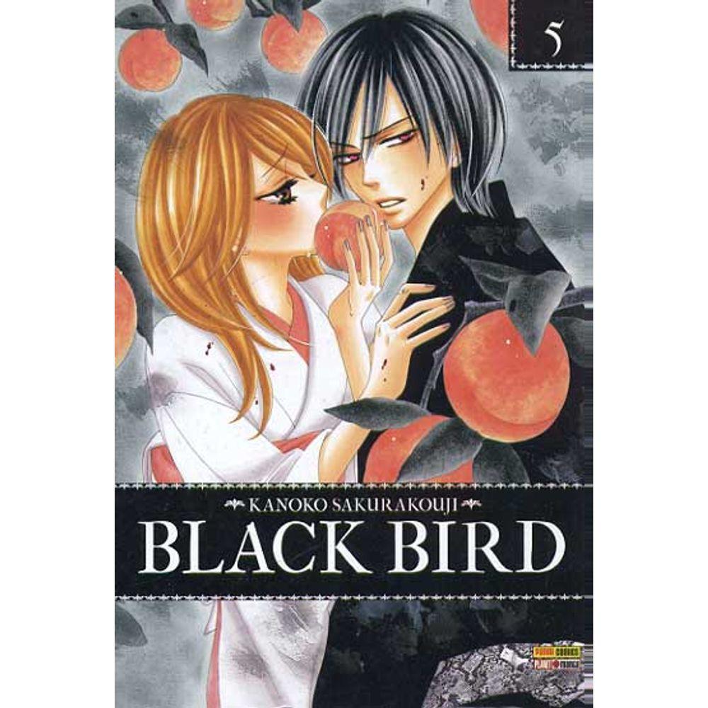 Black Bird - Volume 05 - Usado