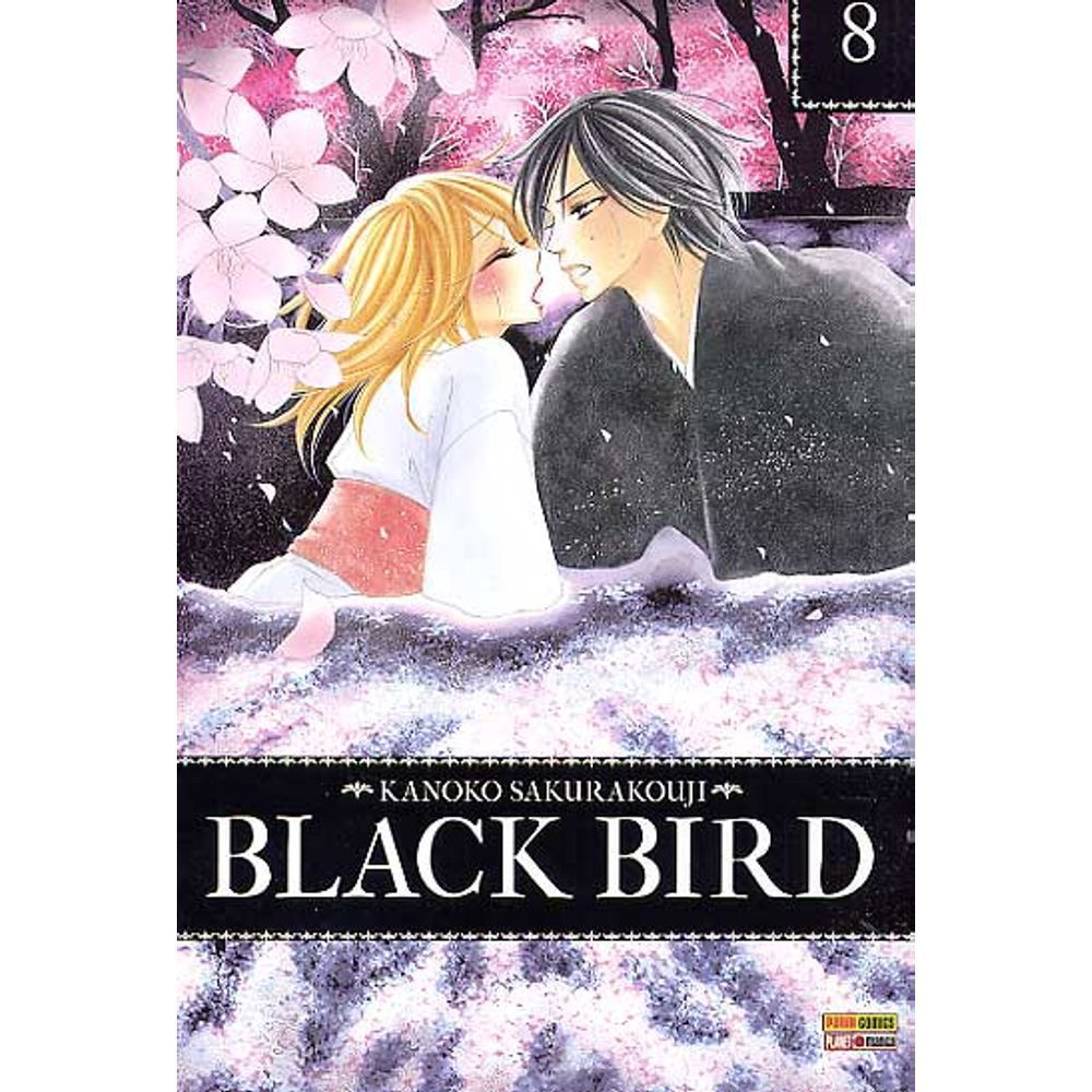 Black Bird - Volume 08 - Usado