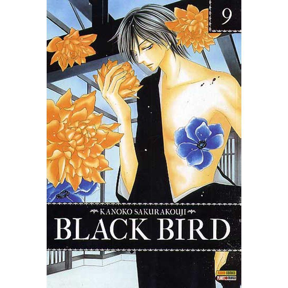 Black Bird - Volume 09 - Usado