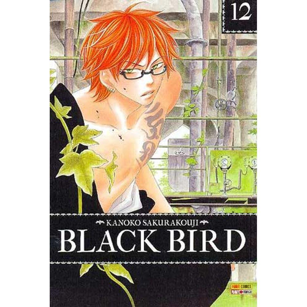 Black Bird - Volume 12 - Usado