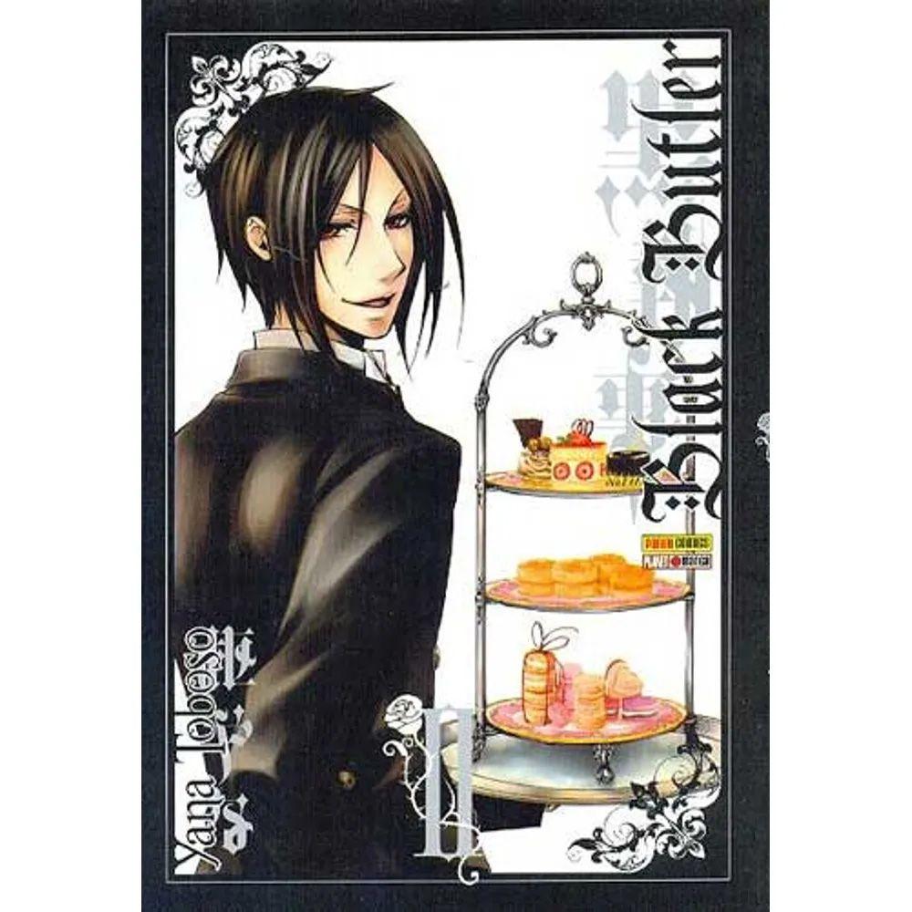 Black Butler - Volume 02 - Usado