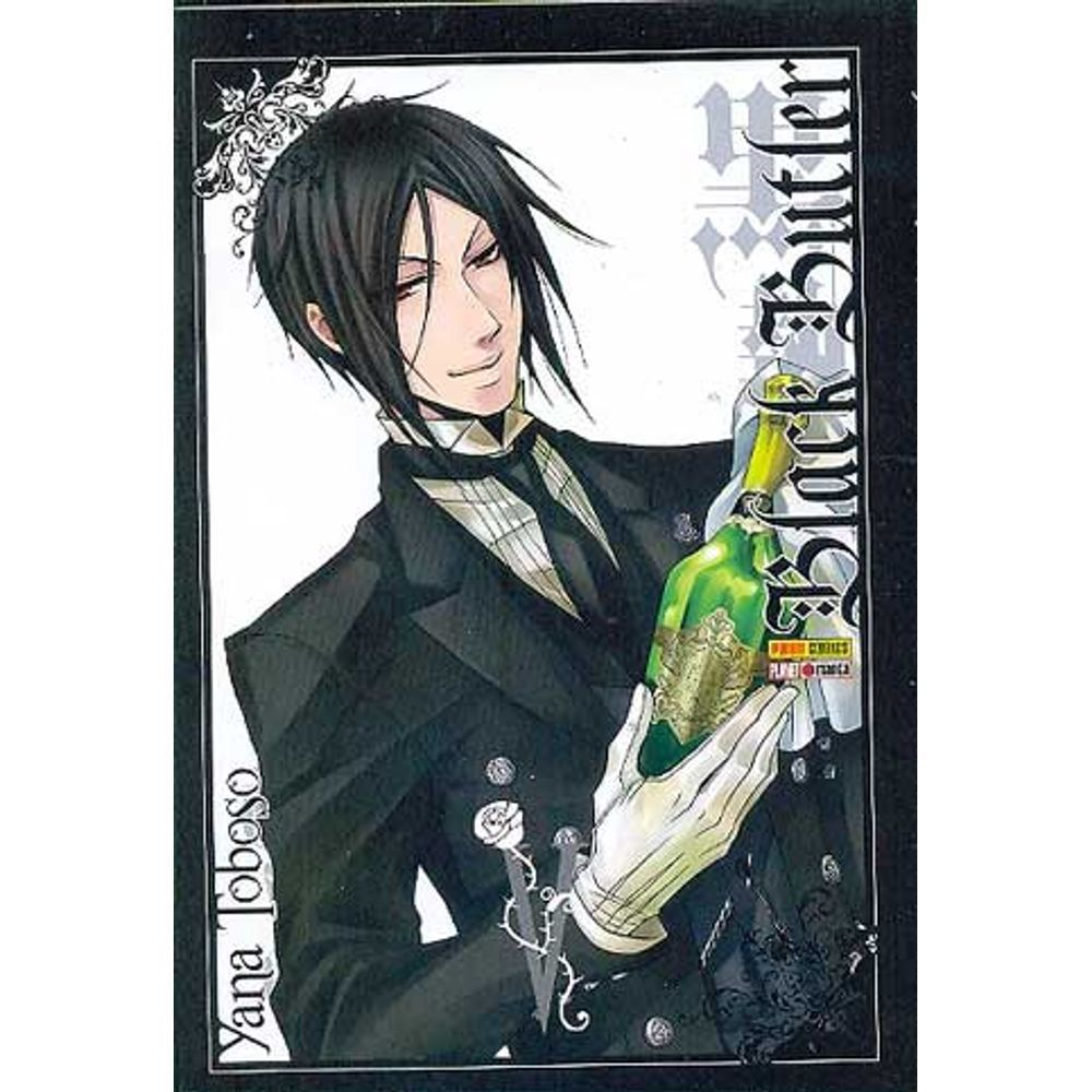 Black Butler - Volume 05 - Usado
