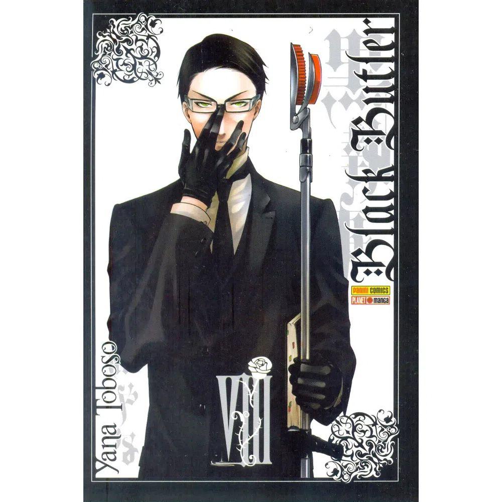 Black Butler - Volume 08