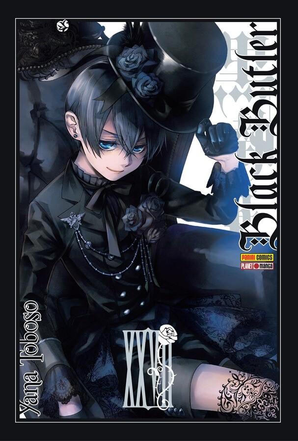 Black Butler - Volume 27