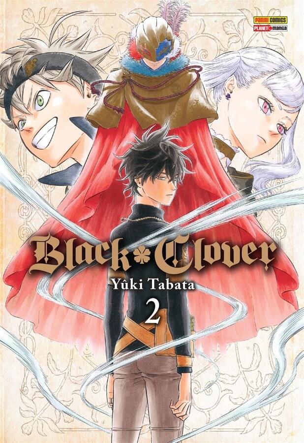 Black Clover - Volume 02