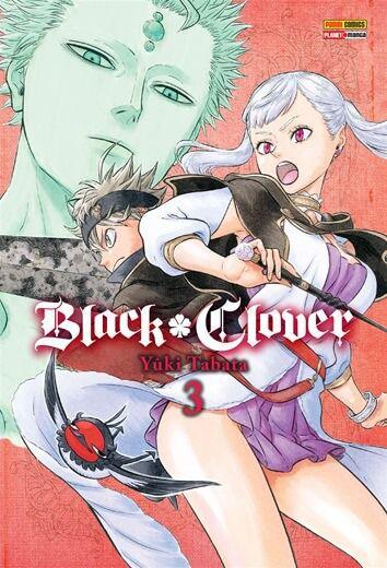 Black Clover - Volume 03