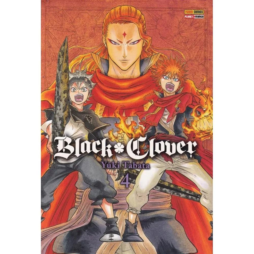 Black Clover - Volume 04