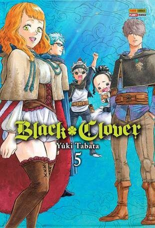 Black Clover - Volume 05
