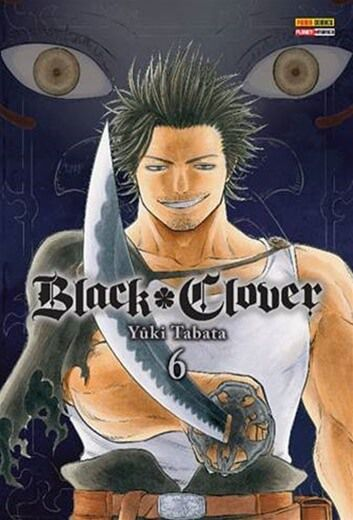 Black Clover - Volume 06