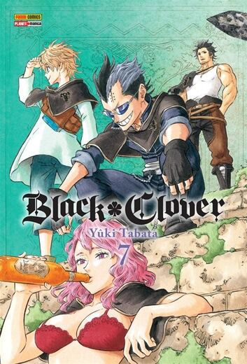 Black Clover - Volume 07