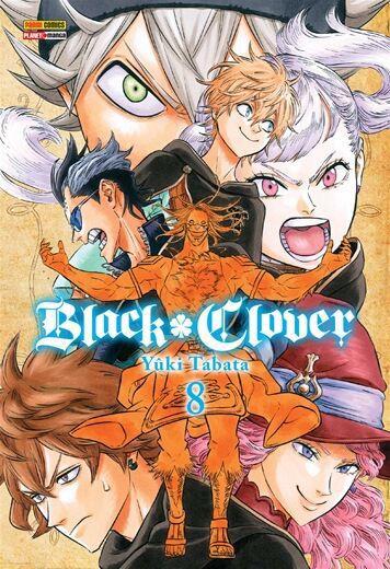Black Clover - Volume 08