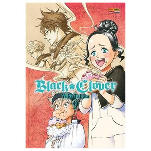 Black Clover - Volume 09