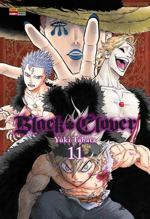 Black Clover - Volume 11