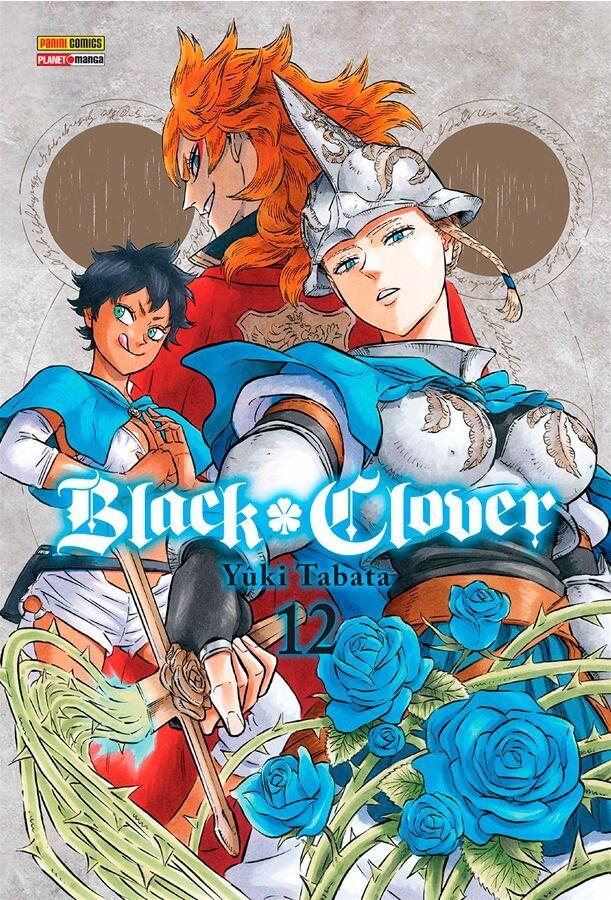 Black Clover - Volume 12