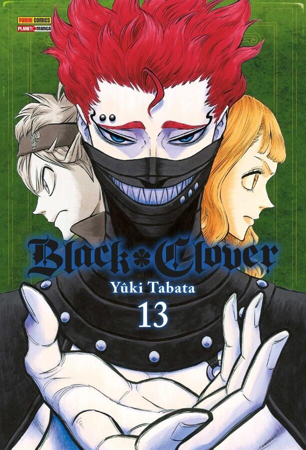 Black Clover - Volume 13