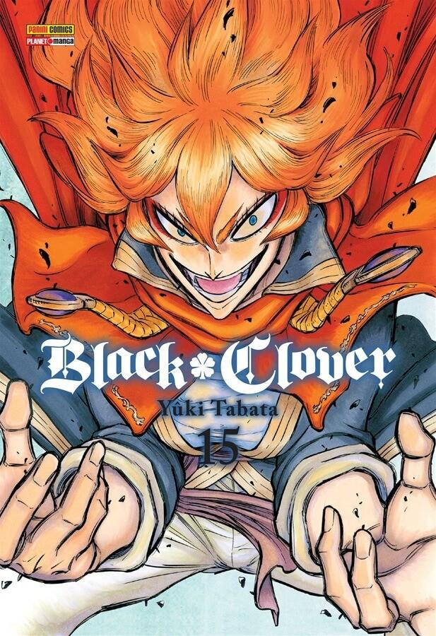 Black Clover - Volume 15