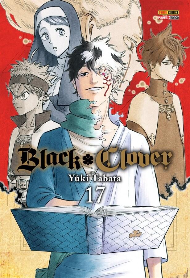 Black Clover - Volume 17