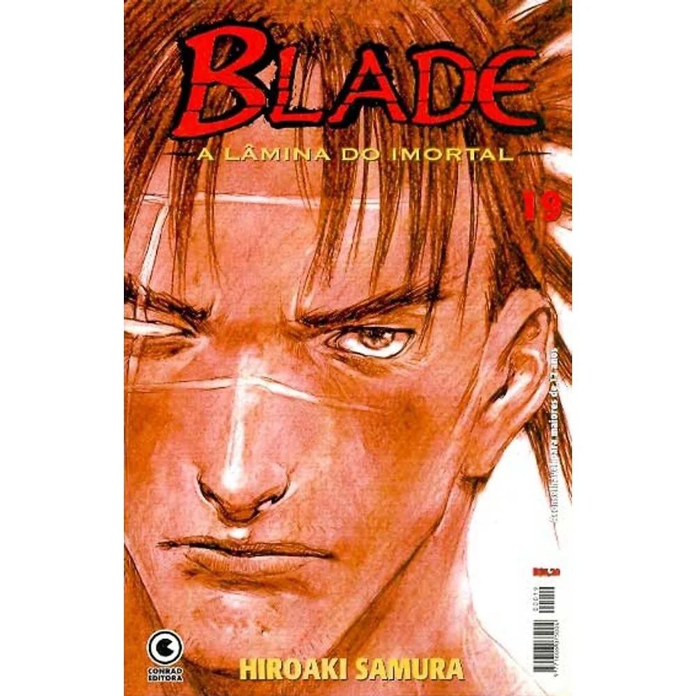 Blade A Lâmina do Imortal - 1ª Edição - Volume 19 - Usado