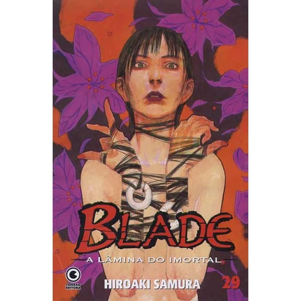 Blade A Lâmina do Imortal - 1ª Edição - Volume 29 - Usado