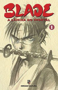 Blade A Lâmina do Imortal - Volume 01