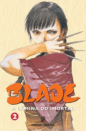 Blade A Lâmina do Imortal - Volume 02 - Usado