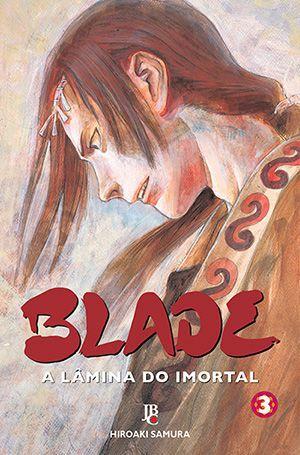 Blade A Lâmina do Imortal - Volume 03