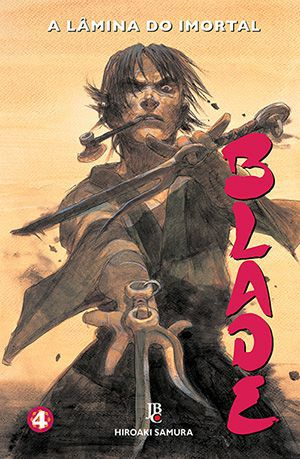 Blade A Lâmina do Imortal - Volume 04