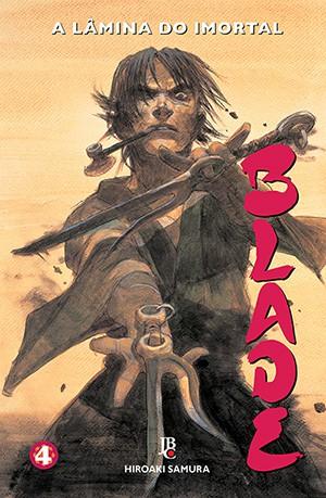 Blade A Lâmina do Imortal - Volume 04 - Usado