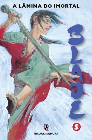Blade A Lâmina do Imortal - Volume 05 - Usado