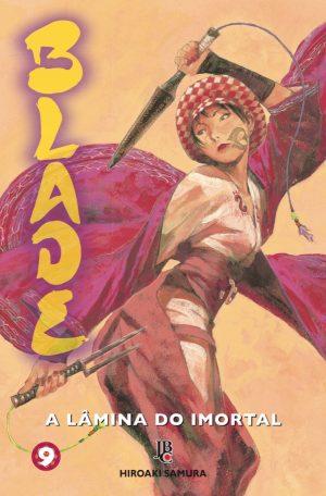 Blade A Lâmina do Imortal - Volume 09 - Usado